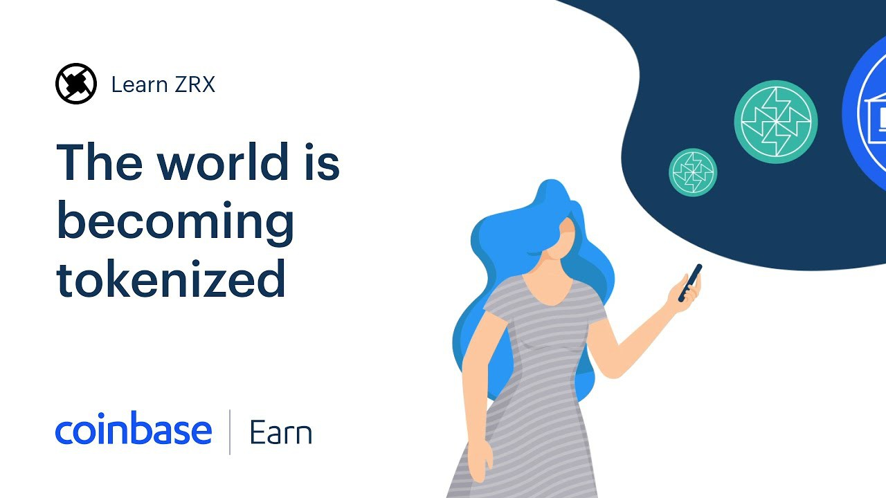 Coinbase Earn: The World is Becoming Tokenized (Lesson 1 of 3) | Coinbase