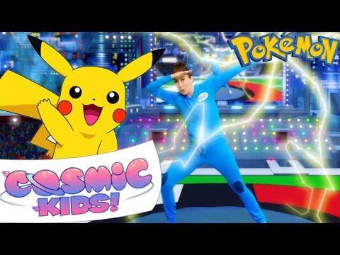Pokemon A Cosmic Kids Yoga Adventure Cosmic Kids Yoga
