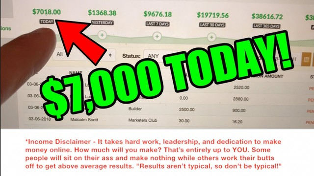 Internet Marketing Program Legendary Marketer Giveaway  2020