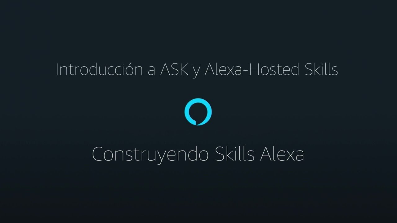 Building Alexa Skills from Scratch - Adding Our Backend Part