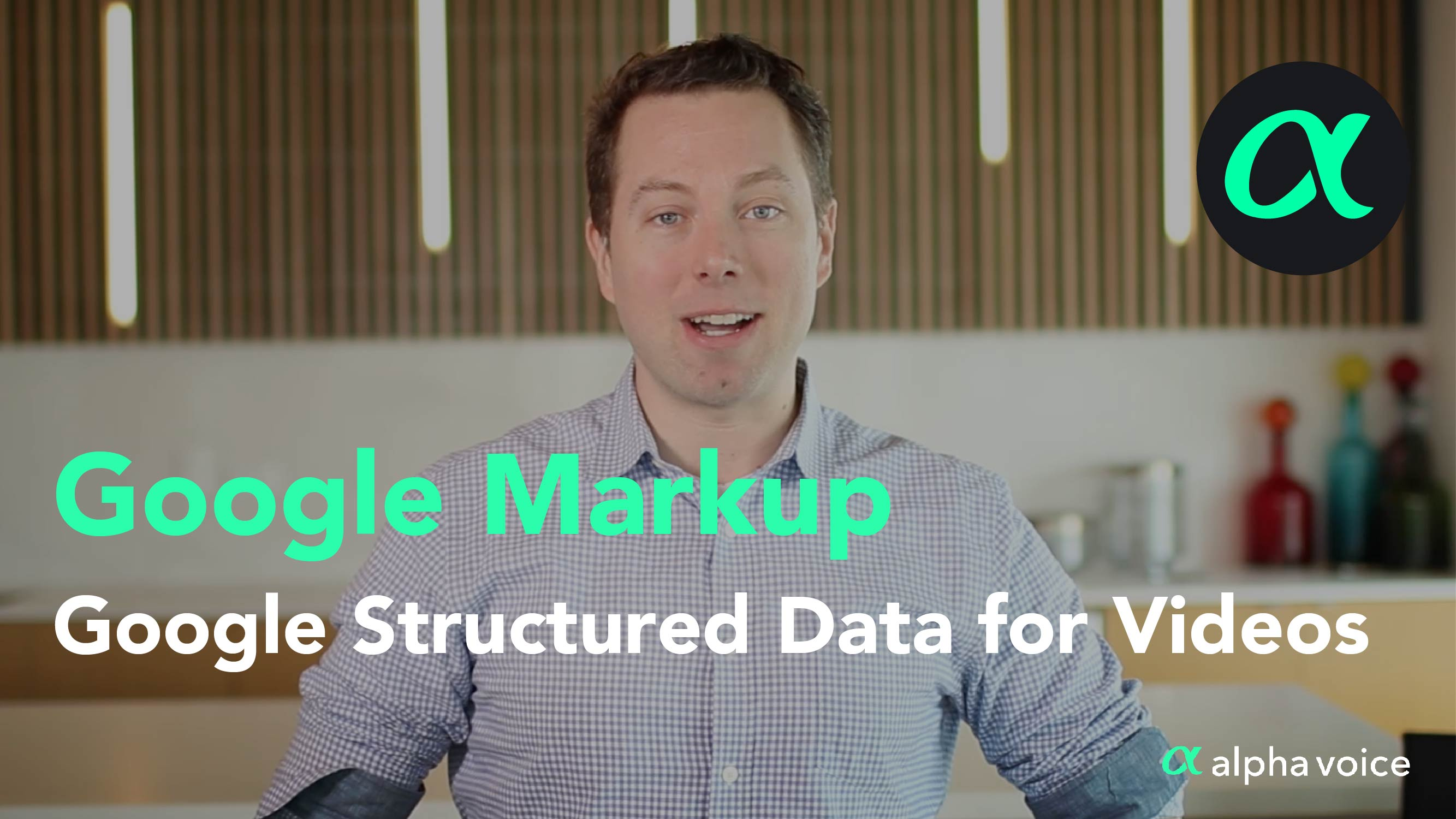 Google Markup - Google Structured Data for Videos | AlphaVoice