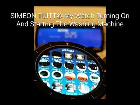 Leicester DIY Watch Smart Home Automation DIY Smart Watch Phone