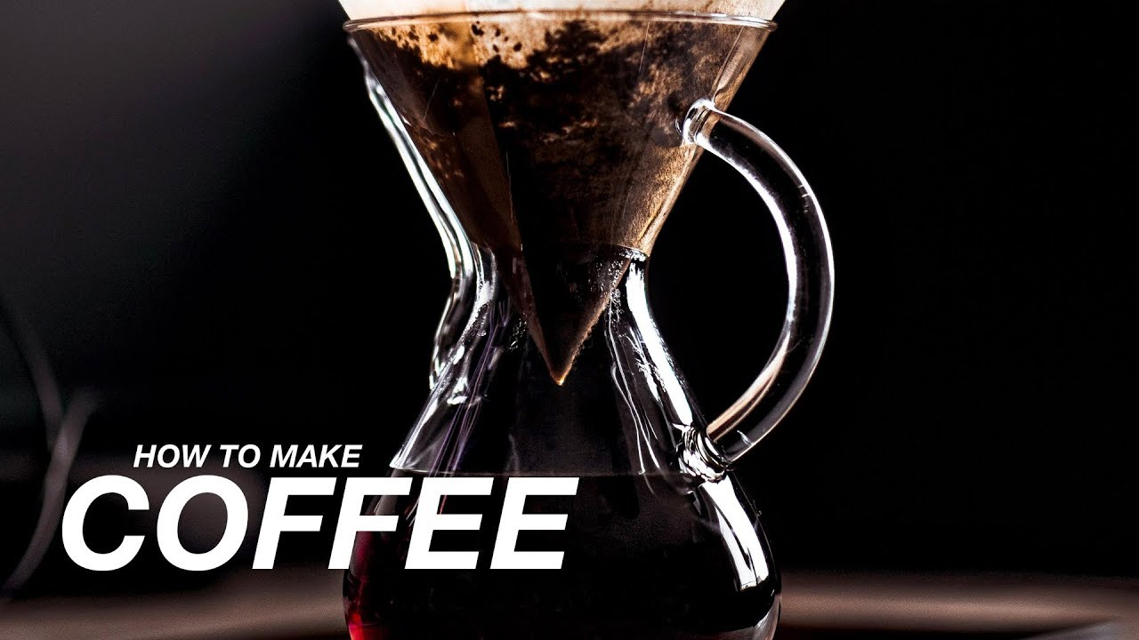 HOW TO MAKE COFFEE with PETER MCKINNON   Peter McKinnon